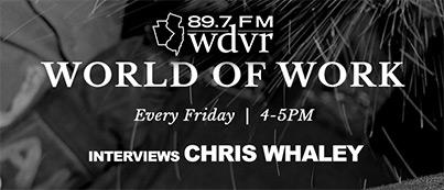 World of Work Radio Interviews Chris Whaley
